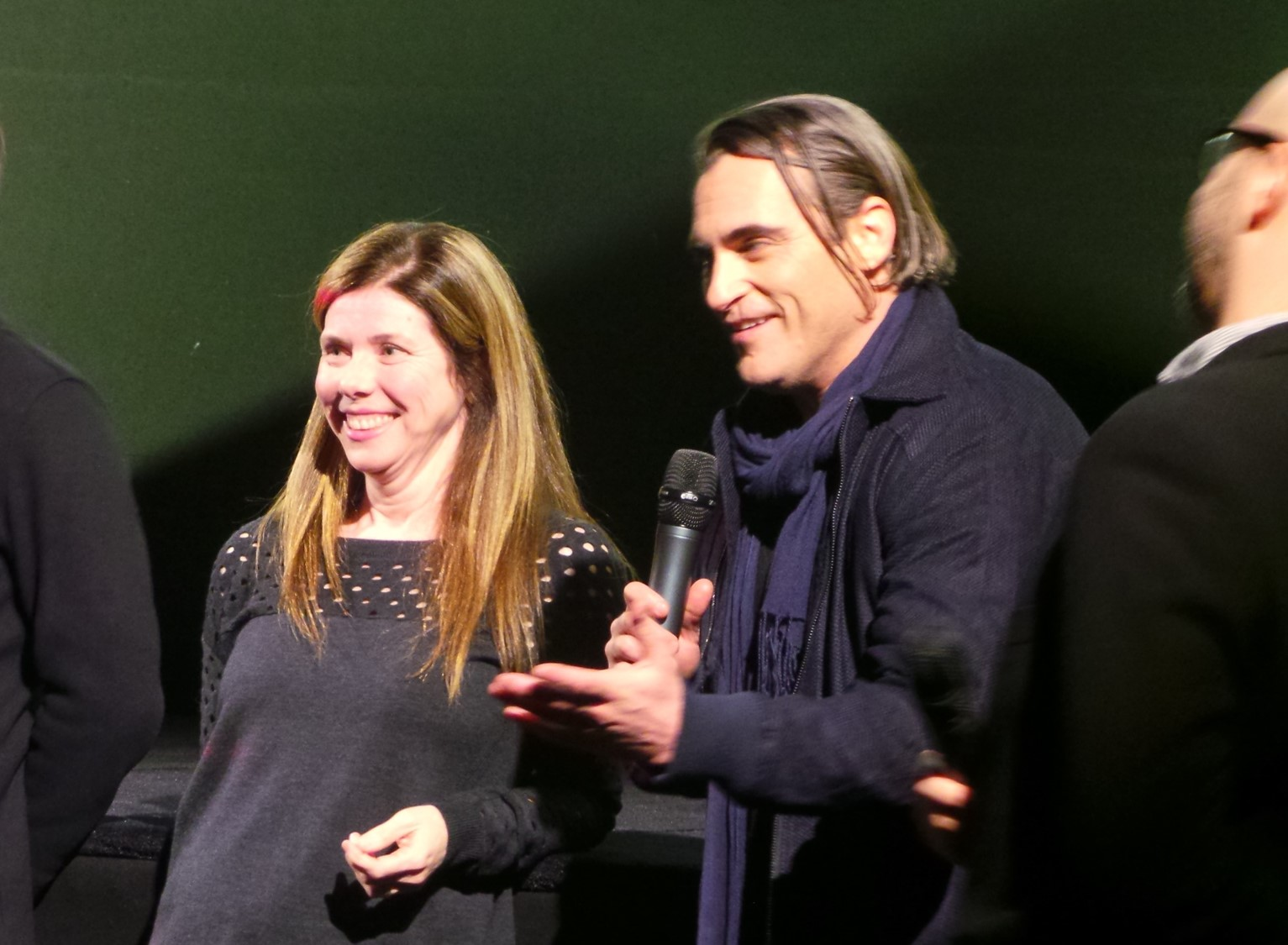INHERENT VICE - BIS Avant-première Paris Arlequin Paul Thomas Anderson Joaquin Phoenix 6 - copyright Go with the Blog