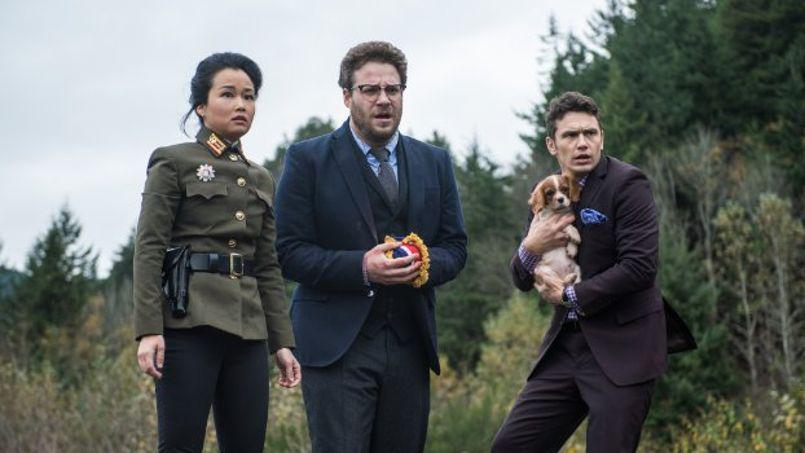 L INTERVIEW QUI TUE - Seth Rogen James Franco Sony Pictures Sortie DVD Bluray Image 2 - Go with the Blog