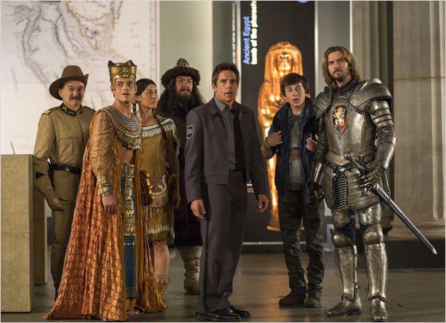 LA NUIT AU MUSÉE 3 LE SECRET DES PHARAONS - IMAGE DU FILM Ben Stiller Robin Williams - Go with the Blog