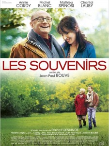Les souvenirs - Go with the Blog - Affiche du film