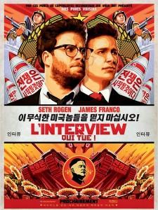 L'interview qui tue - Go with the Blog - Affiche du film