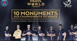 Défiez les joueurs du PSG HAND au Mondial de Handball 2015 ! (et gagnez des cadeaux)
