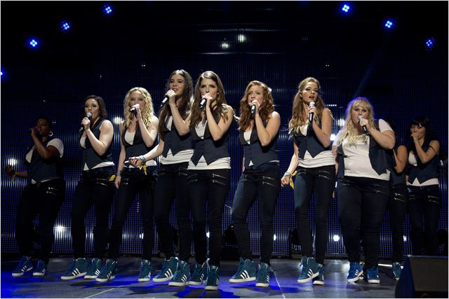 PITCH PERFECT 2 THE HIT GIRLS 2 - image du film 2015 Anna Kendrick Rebel Wilson - Go with the Blog