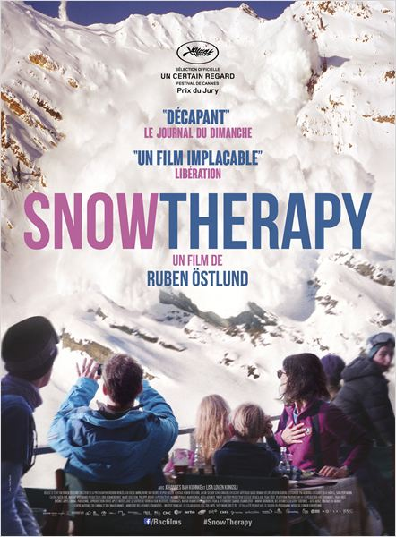 SNOW THERAPY - Go with the Blog - Affiche du film
