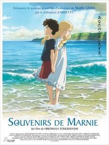 SOUVENIRS DE MARNIE - Go with the Blog - Affiche