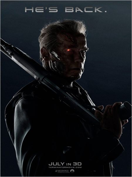 TERMINATOR GENISYS - affiche trailer SuperBowl - Go with the Blog