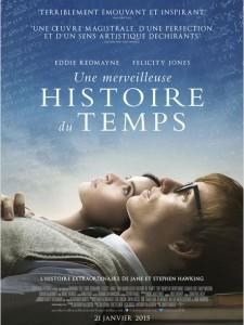 UNE MERVEILLEUSE HISTOIRE DU TEMPS - Go with the Blog - Affiche du film