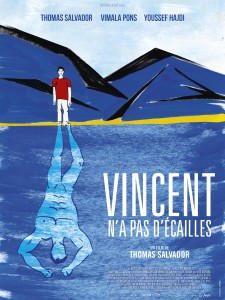 VINCENT N'A PAS D'ÉCAILLES - Go with the Blog - Affiche