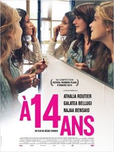 A 14 ans - Go with the Blog - Affiche du film