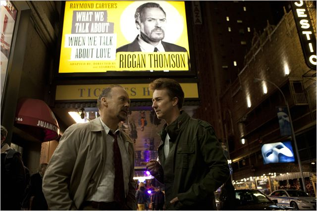 BIRDMAN - Image du film 4 Inarritu 2015 Michael Keaton - Go with the Blog