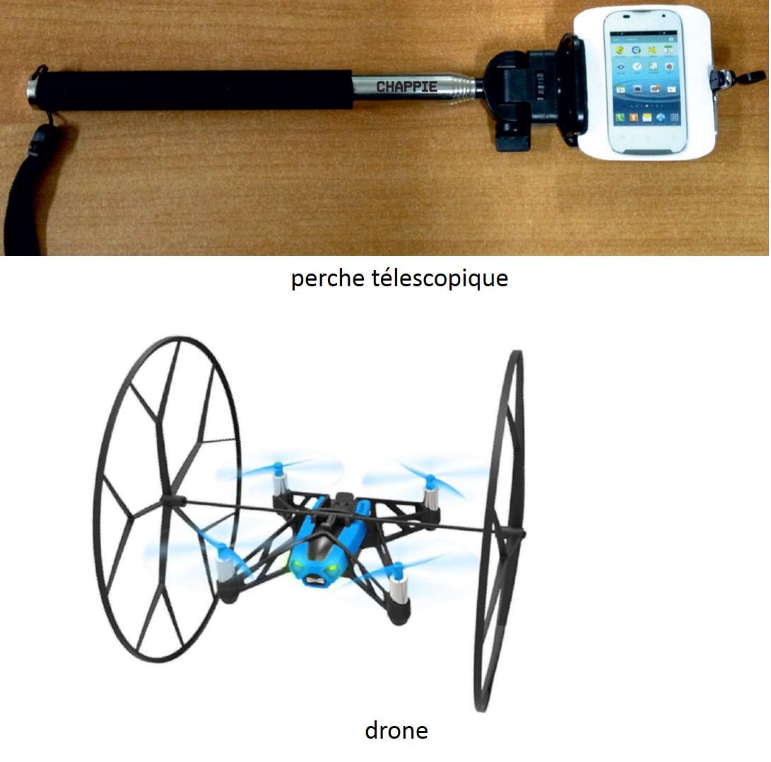 CHAPPIE - Visuel Concours Film 2015 Neill Jeu Concours Drone Perche Telescopique - copyright Go with the Blog