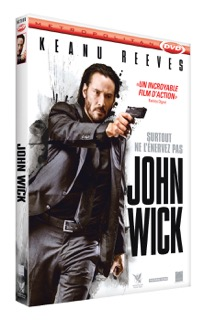 John Wick - DVD - Go with the Blog