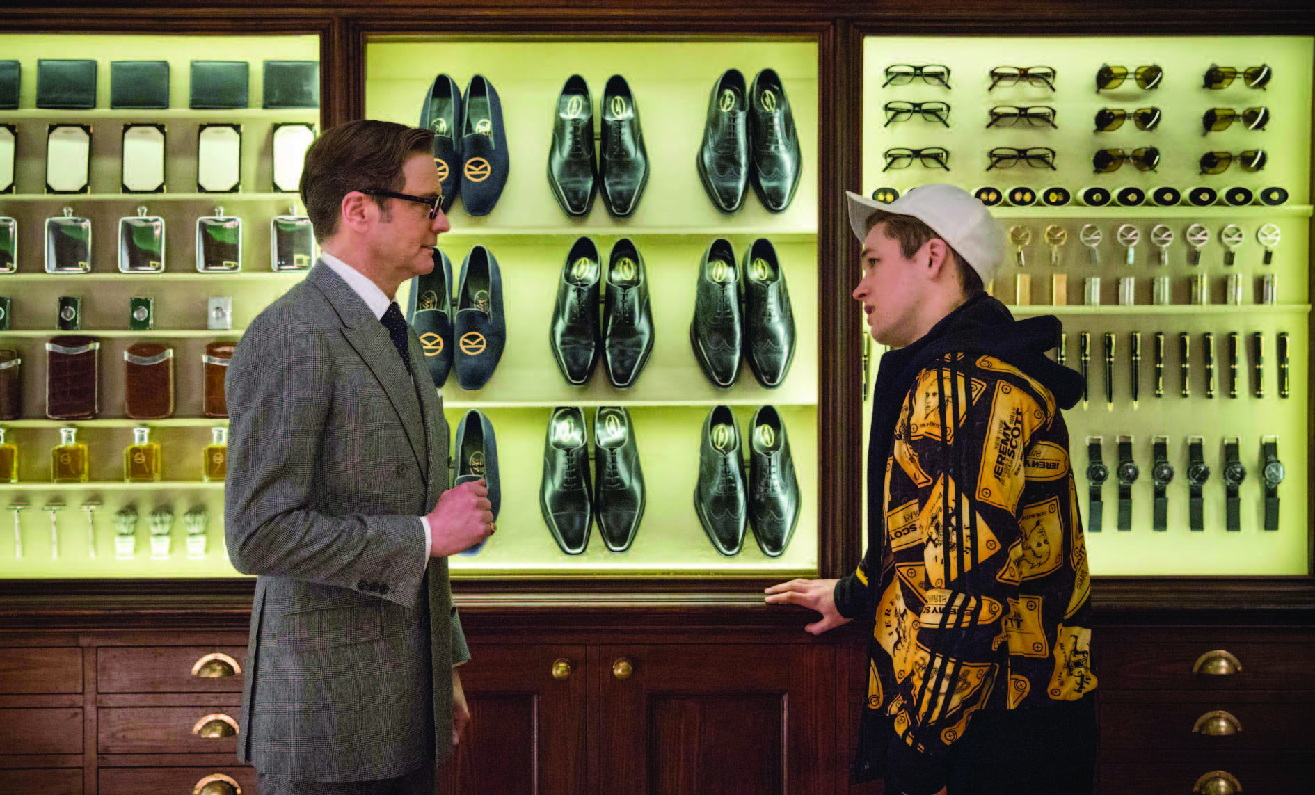KINGSMAN SERVICES SECRETS - Image du film 2 Colin Firth - Go with the Blog