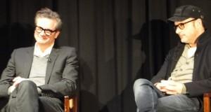 Rencontre avec Colin Firth et Matthew Vaughn pour le film KINGSMAN !