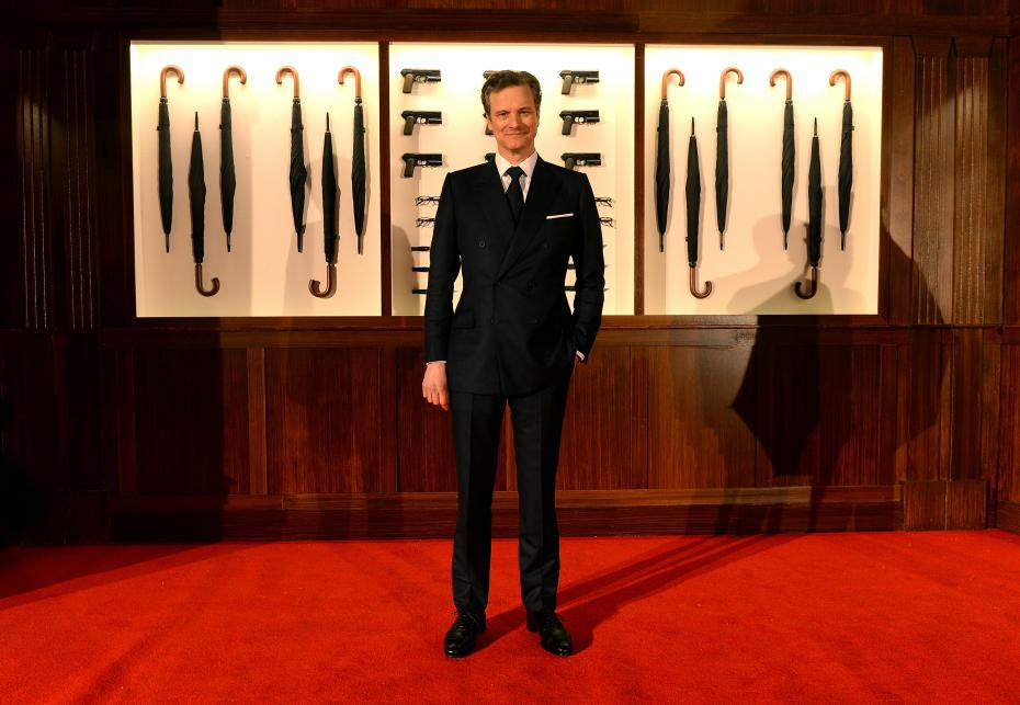 KINGSMAN SERVICES SECRETS - Rencontre Masterclass Colin Firth Matthew Vaughn - Go with the Blog
