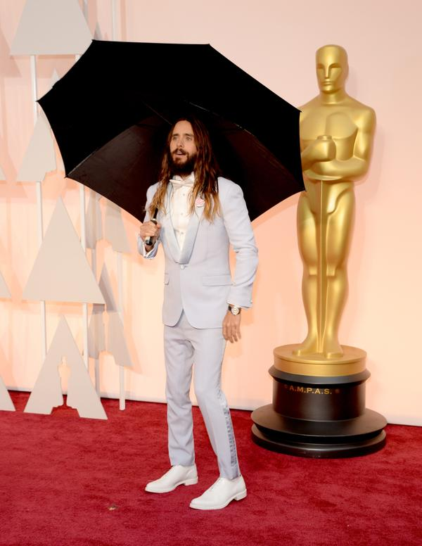 OSCARS 2015 - Jared Leto bis - Go with the Blog