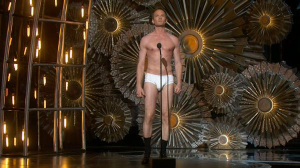 OSCARS 2015 - Neil Patrick Harris Host en slip - Go with the Blog