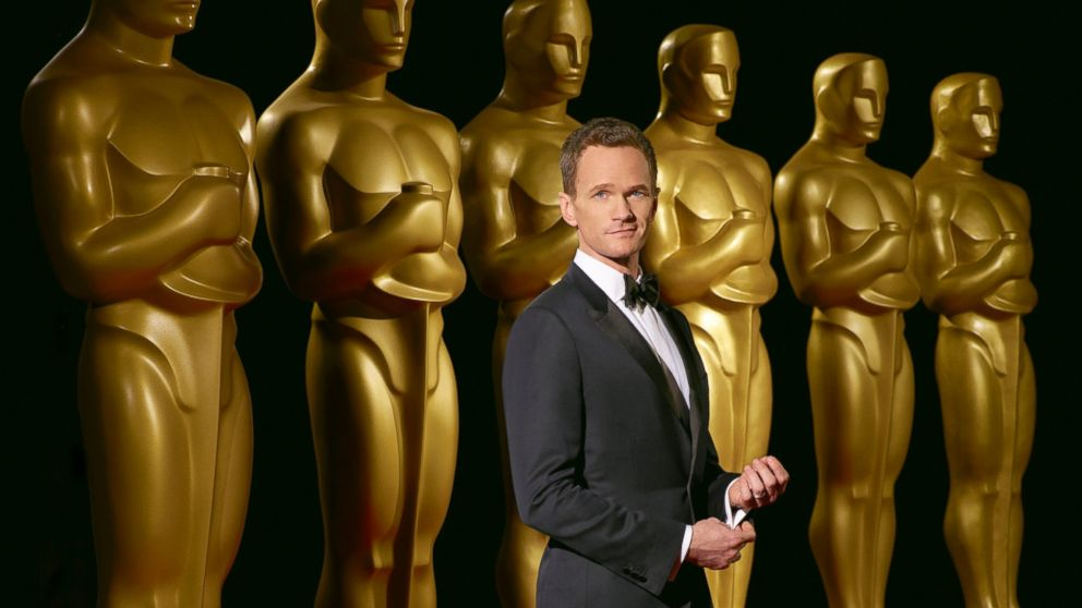 OSCARS 2015 - Neil Patrick Harris OSCARS 2015 bis - Go with the Blog
