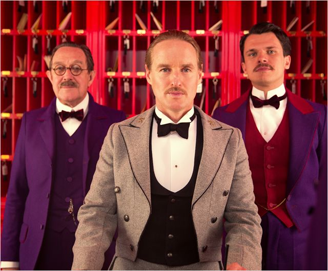 OSCARS 2015 - THE GRAND BUDAPEST HOTEL - Go with the Blog