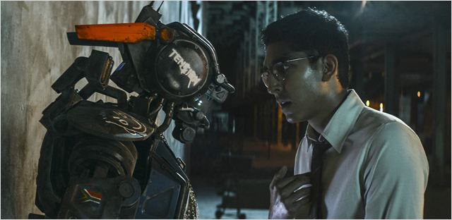 CHAPPIE - Image 1 du film Neill Blomkamp Sony Pictures - Go with the Blog