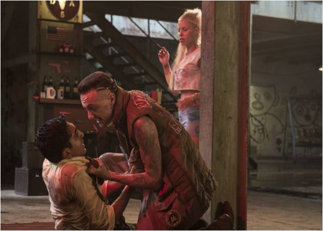 CHAPPIE - Image du film Robot 4 Neill Blomkamp Die Antwoord - Go with the Blog