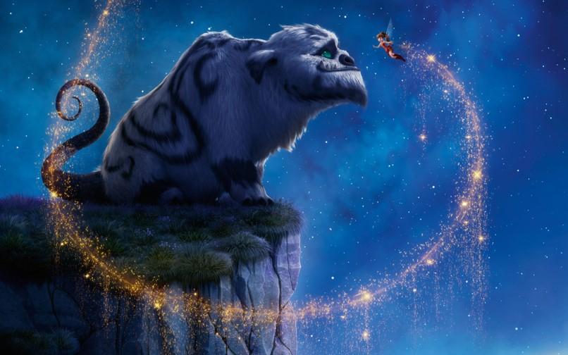 CLOCHETTE ET LA CRÉATURE LÉGENDAIRE - Image 4 du film Clochette 2015 Grognon Disney - Go with the Blog
