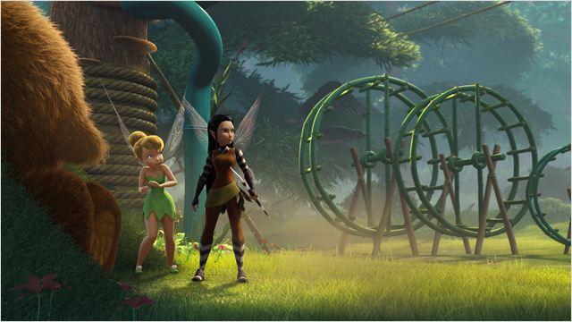 CLOCHETTE ET LA CRÉATURE LÉGENDAIRE - Image 5 du film Clochette 2015 Grognon Disney - Go with the Blog