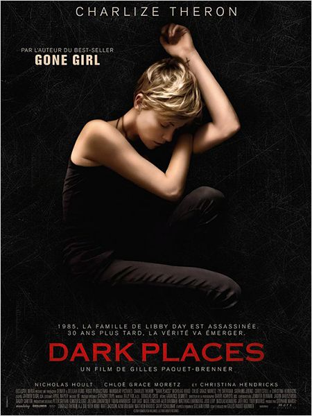 DARK PLACES - Go with the Blog - Affiche