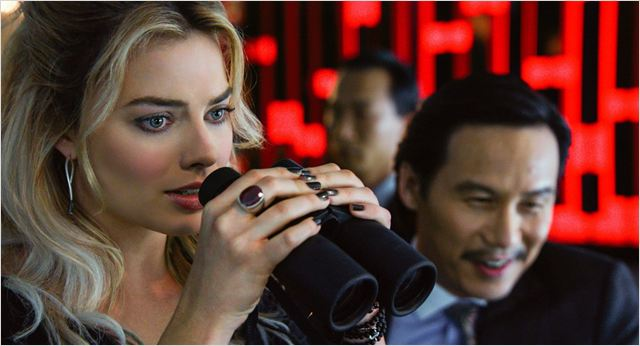 DIVERSION - Focus movie Image du film Margot Robbie 2015 - Go with the Blog