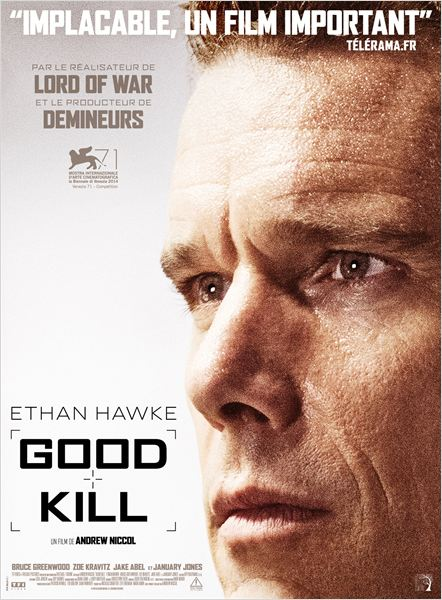 Good Kill - Go with the Blog - Affiche du film
