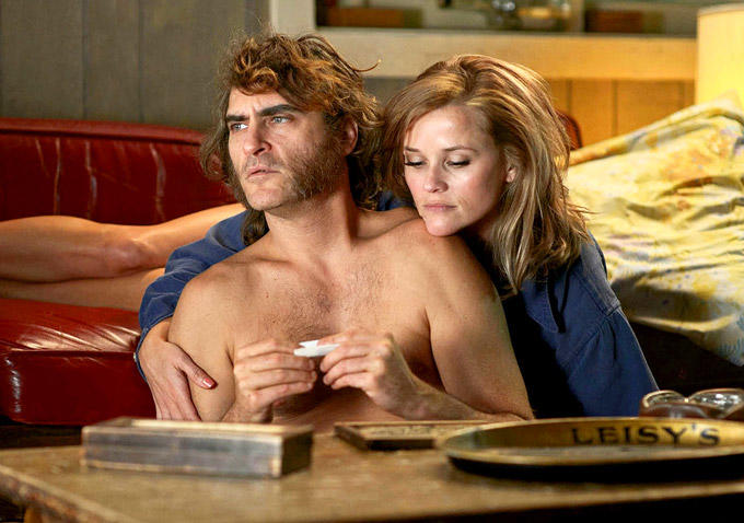 INHERENT VICE - image du film Reese Witherspoon Joaquin Phoenix - Go with the Blog