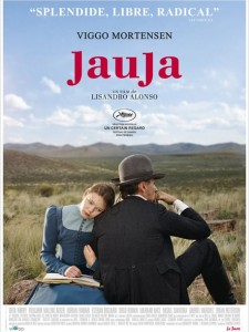 JAUJA - Go with the Blog - Affiche du film