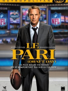 LE PARI DRAFT DAY - Go with the Blog - Affiche du film