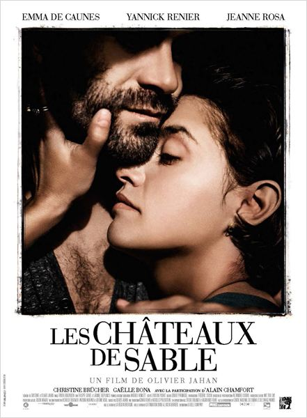 LES CHATEAUX DE SABLE - Go with the Blog - Affiche