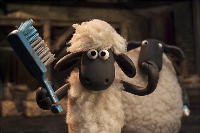 SHAUN LE MOUTON le film - Image du film Shaun the Sheep Aardman 4 - Go with the Blog