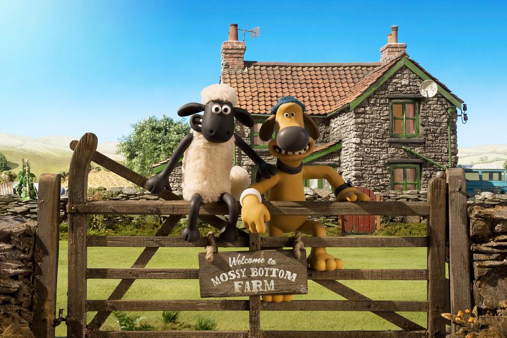 SHAUN LE MOUTON le film - Image du film Shaun the Sheep Aardman 6 - Go with the Blog
