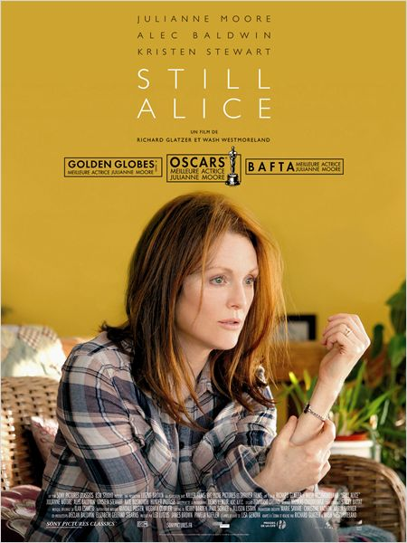 Still Alice - Go with the Blog - Affiche