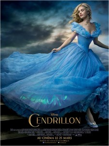 cendrillon - go with the blog - affiche du film