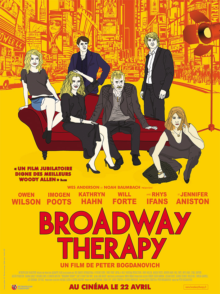 BROADWAY THERAPY - Go with the Blog - Affiche du film