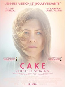 CAKE - Go with the Blog - Affiche du Film