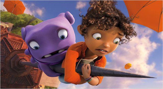 EN ROUTE - Image du film 4 HOME OH Dreamworks - Go with the Blog