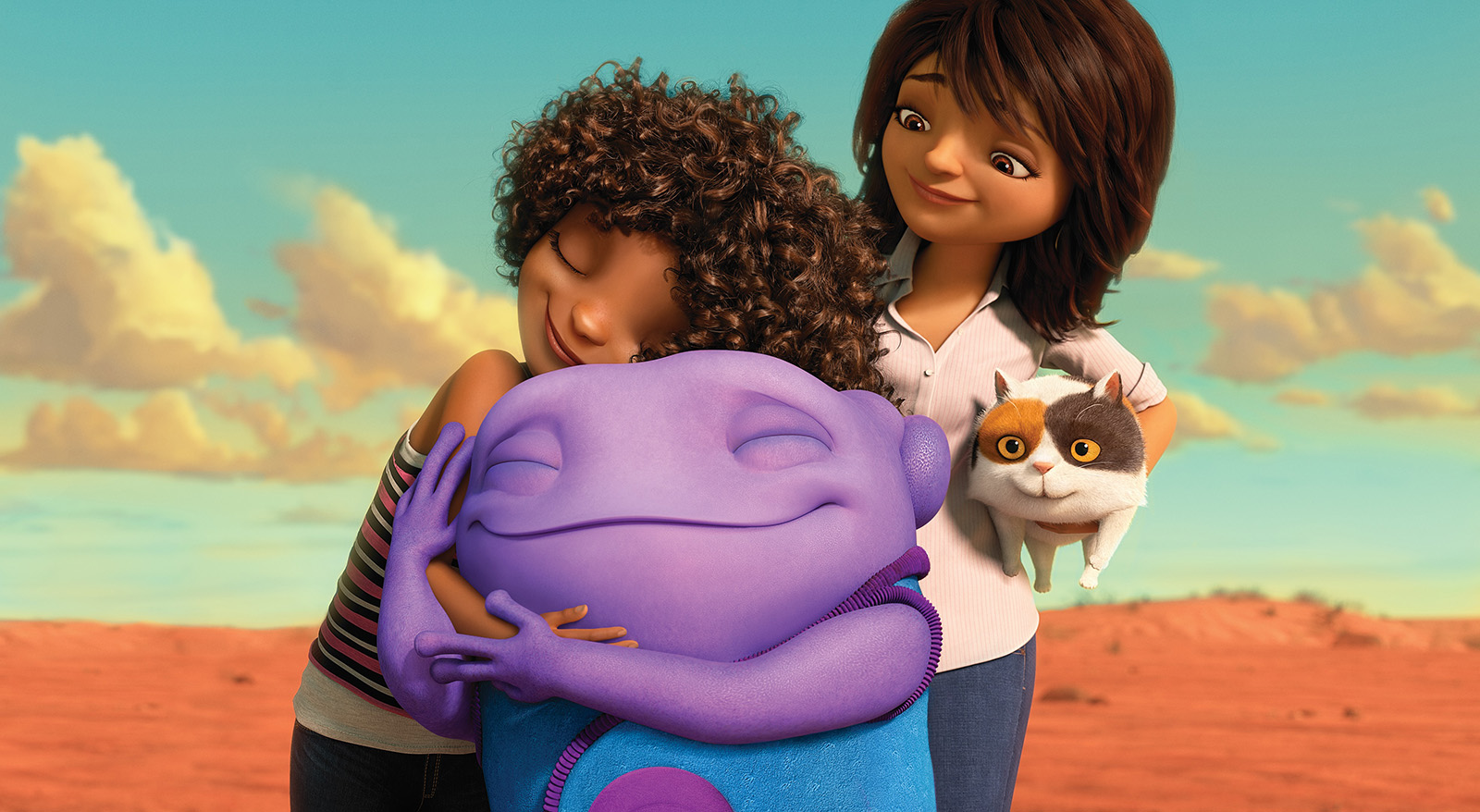 EN ROUTE - Image du film 6 HOME OH Dreamworks - Go with the Blog
