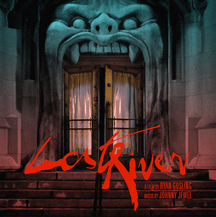 LOST RIVER - Original Motion Picture Soundtrack - pochette - Go with the Blog