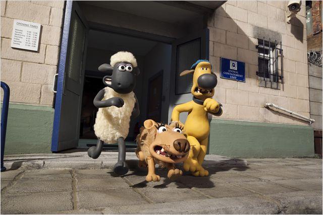 SHAUN LE MOUTON le film - Image du film Shaun the Sheep Aardman 1 - Go with the Blog