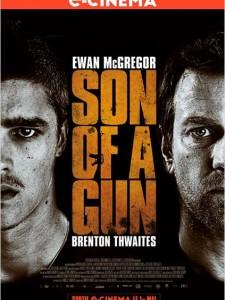 SON OF A GUN - Affiche FR e-cinema Ewan McGregor - Go with the Blog
