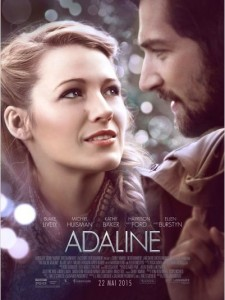 ADALINE - Affiche du film - Go with the blog