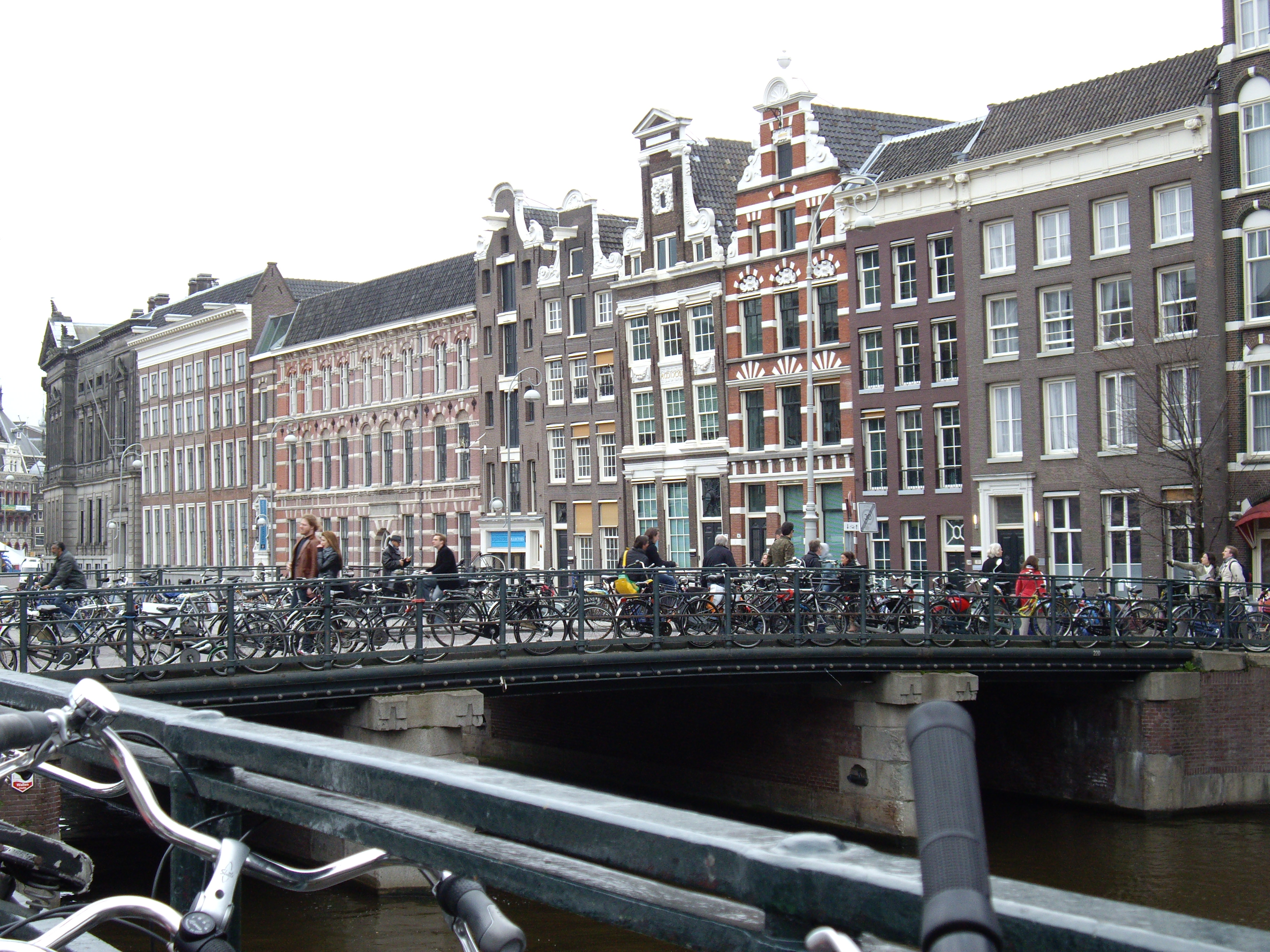AMSTERDAM - Voyage Week End Escapage Visiter Amsterdam - 4522444656_1d02a7a094_o