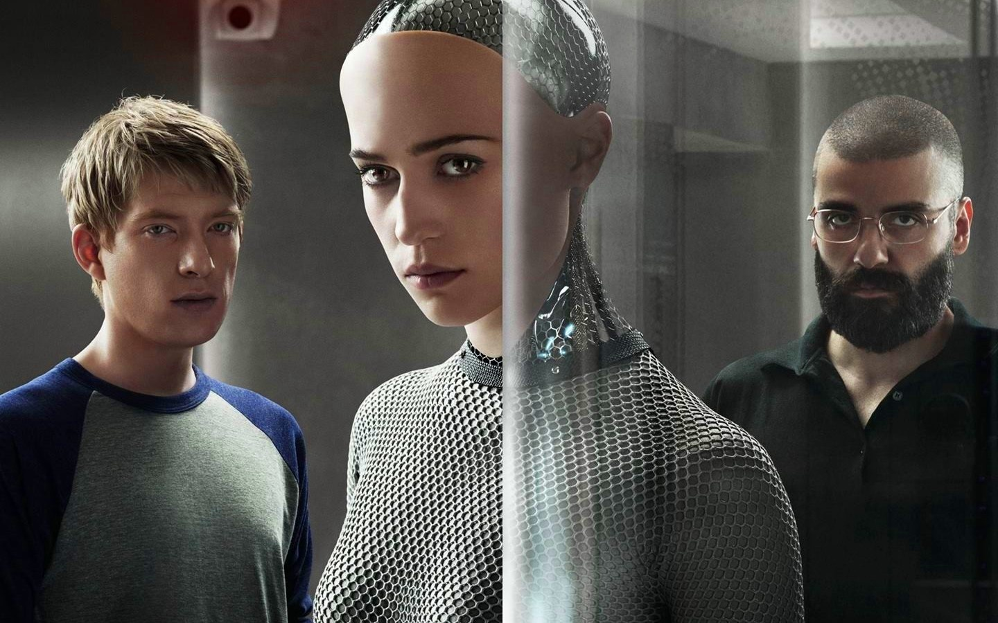 EX_MACHINA - Bandeau Film Alex Garland - Go with the Blog