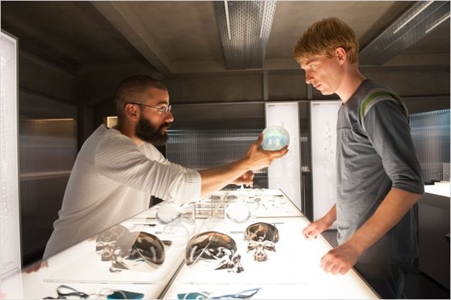 EX_MACHINA - Image du film 1 Alex Garland - Go with the Blog