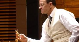 Théâtre : Francis Huster dans LE JOUEUR D'ÉCHECS
